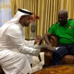UAE's Bin Sulayem First Kimberly Process Chair To Meet President of Ghana in Accra