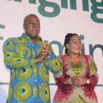 We're Most Peaceful Party In Ghana – Mahama