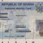 Every Ghanaian to have national identification card - Mahama