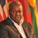 Mahama promises 'Green Revolution' to boost agric