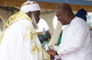Photos:Mahama celebrates Eid ul-Adha with Muslims