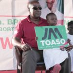 God will reward NDC's hardwork with a win – Mahama