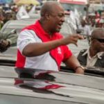 Prez Mahama's Attractiveness…Will Keep Him In The Seat For The Next 4 Yrs!