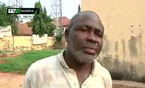 Photos: 59 yr old HIV-positive man arrested for defiling a 6 yr old girl