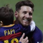 Thiago Messi: Barcelona sign son of Lionel Messi