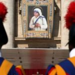 Mother Teresa has been declared a saint by Pope Francis (photos)
