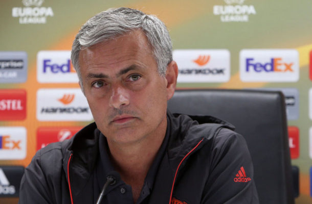Man Utd title bid will be hurt by Europa League, says Jose Mourinho