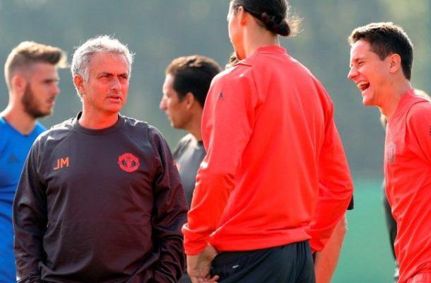 Jose Mourinho confirms he has no intention of dropping Wayne Rooney for big games