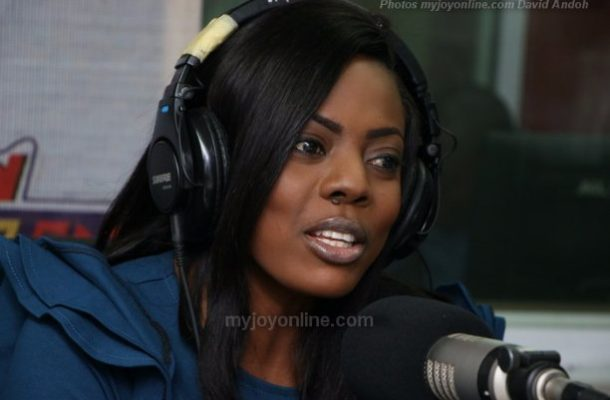 A politician asked me for his 'share of the national cake' – Nana Aba Anamoah