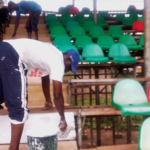 Coronation park gets ready for NDC manifesto launch