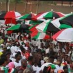 NDC plays smart with  voter transfer sensitization