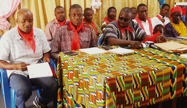 La-Nkwantanang passes vote of no confidence in MCE
