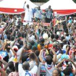 Nana Akufo-Addo kick-starts Greater Accra campaign