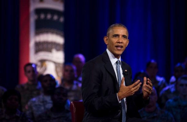 Video: Watch Shaikh Hussein Obama explains why won't say 'Islamic terrorism'