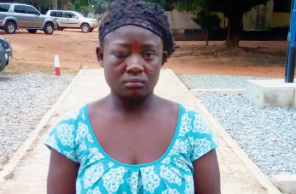 Woman, 23, in custody for stabbing boyfriend
