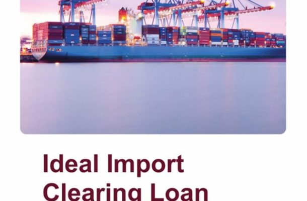 Ideal Import Loan to help businesses avoid demurrage