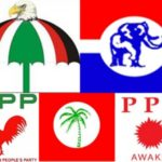 Political parties outline visions on energy
