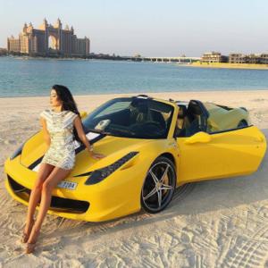 Photos: The Rich Kids of Dubai flaunt their wealthy lifestyle via Social Media