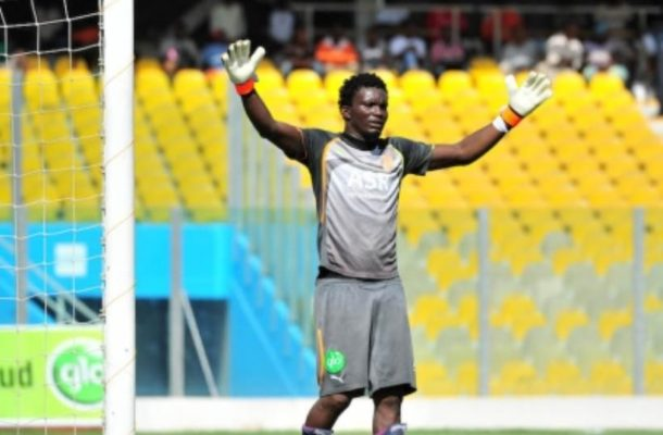 Goalie Nana Bonsu alleges Ghana FA Ex.Co member Winfred Osei tried to bribe him in 2007
