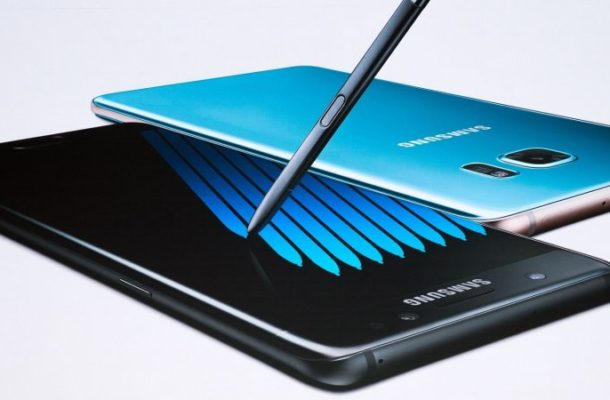 Samsung Galaxy Note 7 Update Will Limit Charges to Avoid Overheating