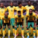 South Africa names 25-man squad for Ghana friendly next month