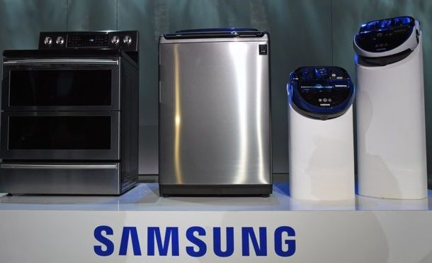 Samsung in US 'exploding washing machines' probe