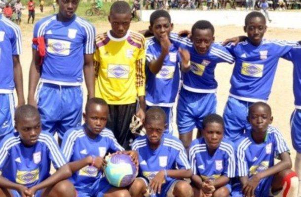 OMA champions Futurestars Schools Project in Ghana