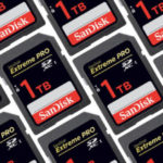 SanDisk announces 1 terabyte SD card