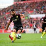 Sergio Aguero hit with three-game ban