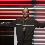Snoop Dogg honored in politically charged BET Hip-Hop Awards