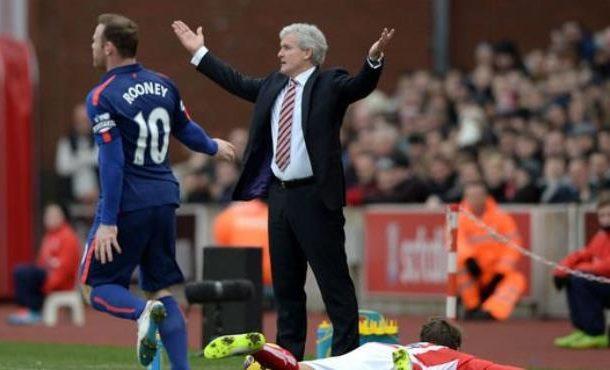 Stoke Boss Mark Hughes Questions Man Utd Players' Mentality' ahead of Sunday's clash