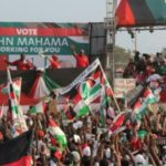 The NDC Is United In Crime