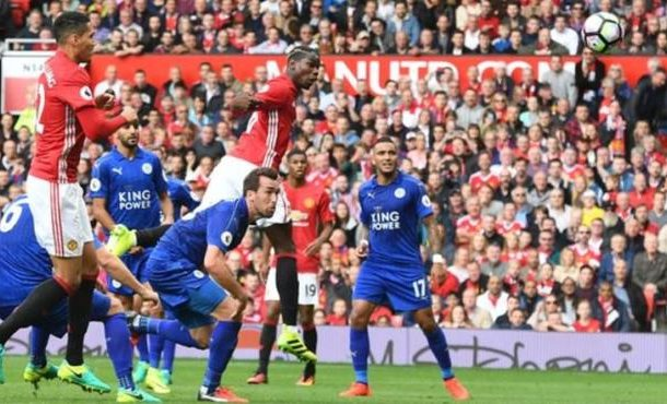 No Rooney, no problem: Man United thrash Leicester City 4-1