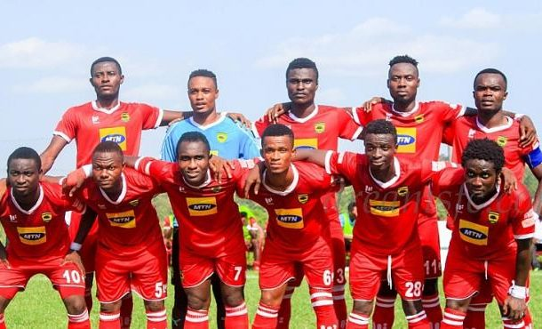 SCANDAL: Kotoko Circles Chairman Kofi Wayo calls for investigations into side's 5-3 loss to AshGold