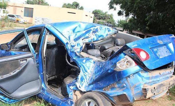 Dome Crash Kills Driver