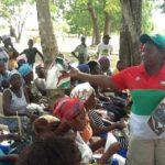 NDC Green Book Campaign Goes Rural In Shai-Osuduku