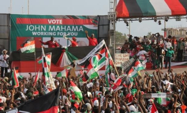 NDC vows to unseat 5 NPP MPs in Accra