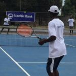 Stanbic Bank supports Asogli tennis club