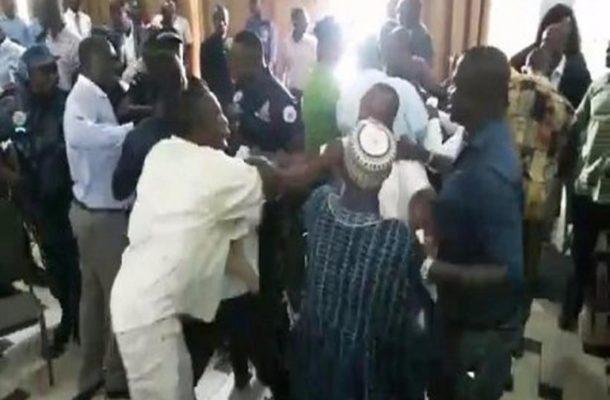 'Blows' At KMA Over Election Of Presiding Member