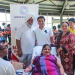 DPS International Fills National Blood Bank