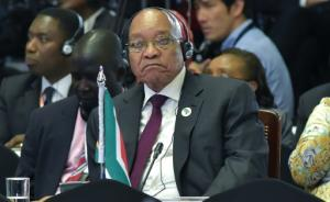 Gordhan, a respected technocrat, has clashed with President Jacob Zuma and senior ministers over alleged excessive spending