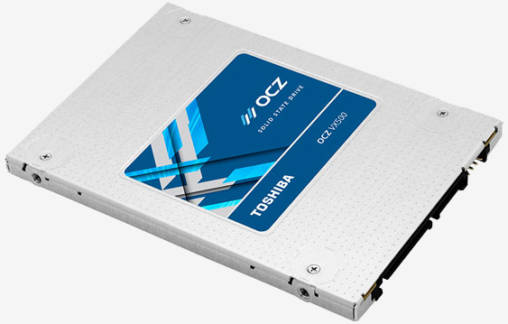 Toshiba announces OCZ-branded VX500 series solid state drives