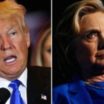 Economy's biggest threat: Clinton and Trump