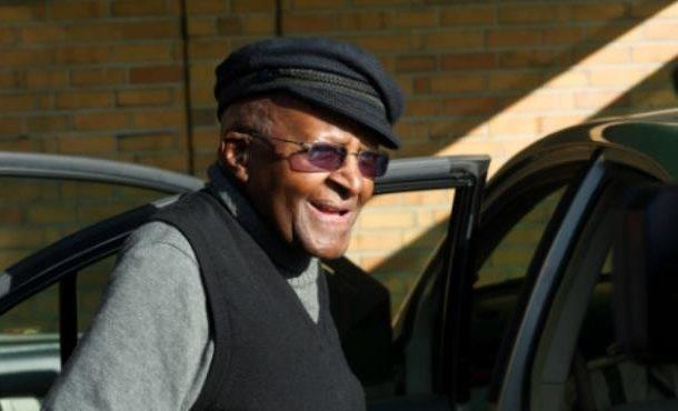 Desmond Tutu 'jovial as usual' after return to hospital