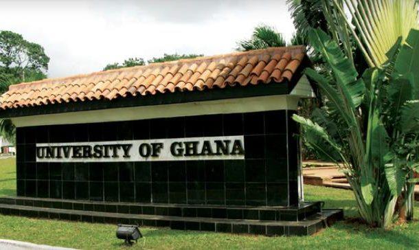 University of Ghana ranked among World's top Universities