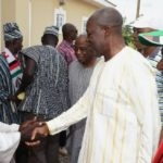 Veep lauds Bolga residents for keeping peace despite chieftaincy dispute