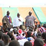 "Kick out ""disastrous"" Mahama – Akufo-Addo"