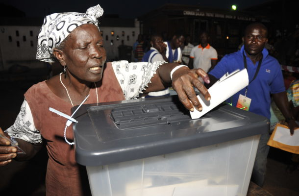 Deputy CDD-Ghana boss in support of shortening voting time