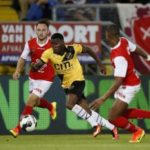Ghanaian striker Thomas Agyepong recovers from injury, available for NAC Breda against VVV Venlo in Dutch Cup