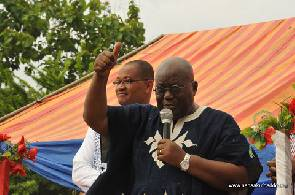 'Disastrous' Mahama must be kicked out - Akufo-Addo